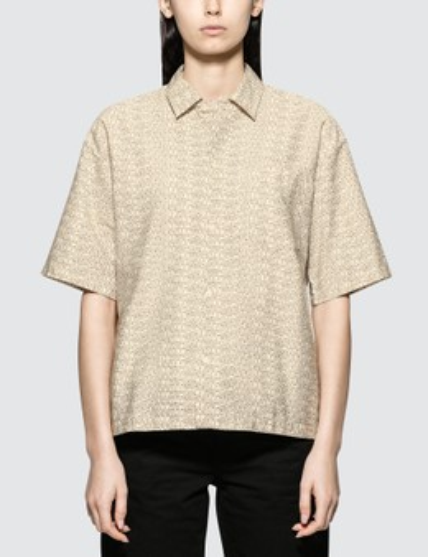 CARHARTT   Carhartt Work In Progress Typo Short Sleeve Shirt   Goxip
