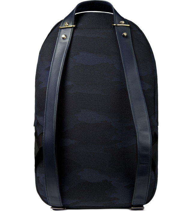 HAERFEST Blue Shell Backpack