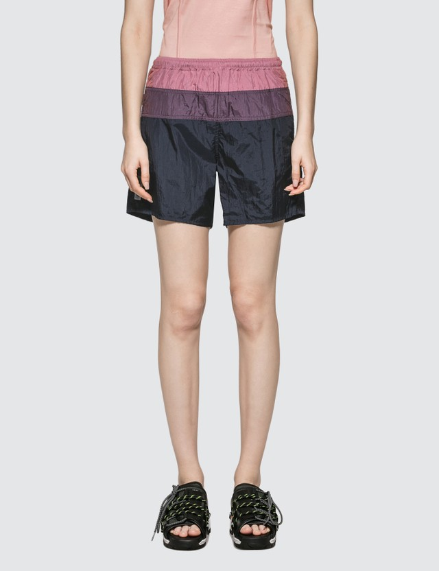Ambush Waves Beach Shorts Navy Women