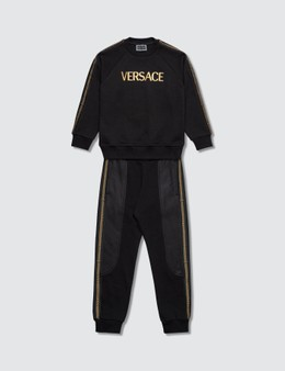 Versace Versace Logo Sweat Set