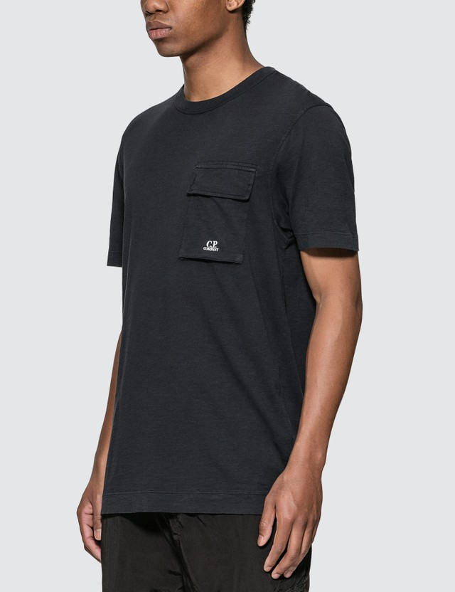 CP Company Logo Pocket T-shirt