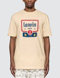Lanvin Big Label T-Shirt 사진