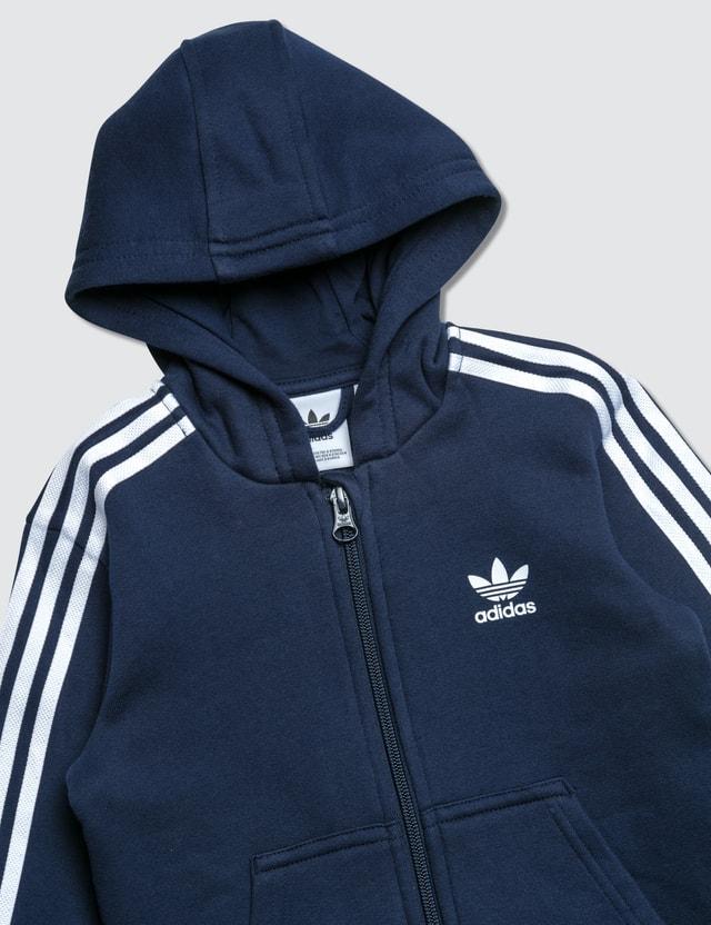 Adidas Originals Trefoil Zipup Hoodie