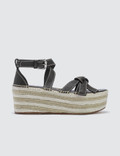 Loewe Gate Wedge Sandals Picture