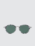 Thom Browne Silver With Dark Grey Silver Flash Mirror AR TBS908 Picture