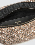 Burberry Medium Monogram Print Bum Bag