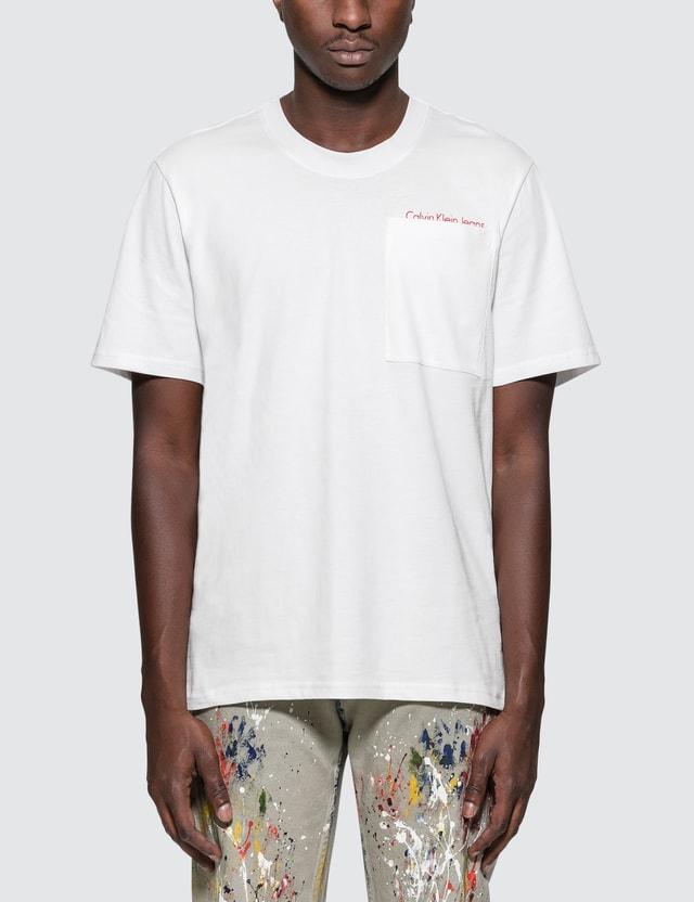 Calvin Klein Jeans Calvin Klein Jeans Pocket S/S T-Shirt