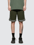 John Elliott Corduroy Knit Shorts Picture