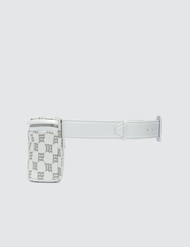 Misbhv Monogram Belt Bag