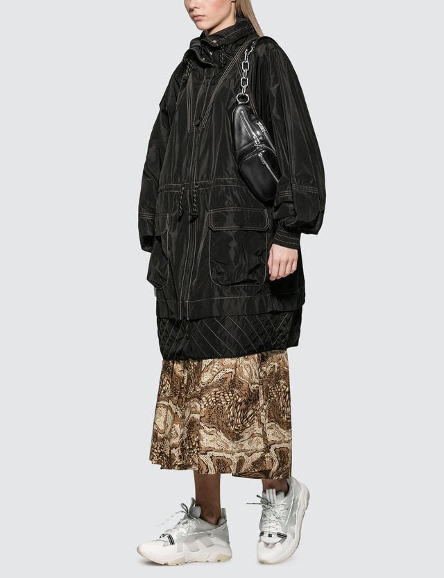 Ganni Nylon Jacket