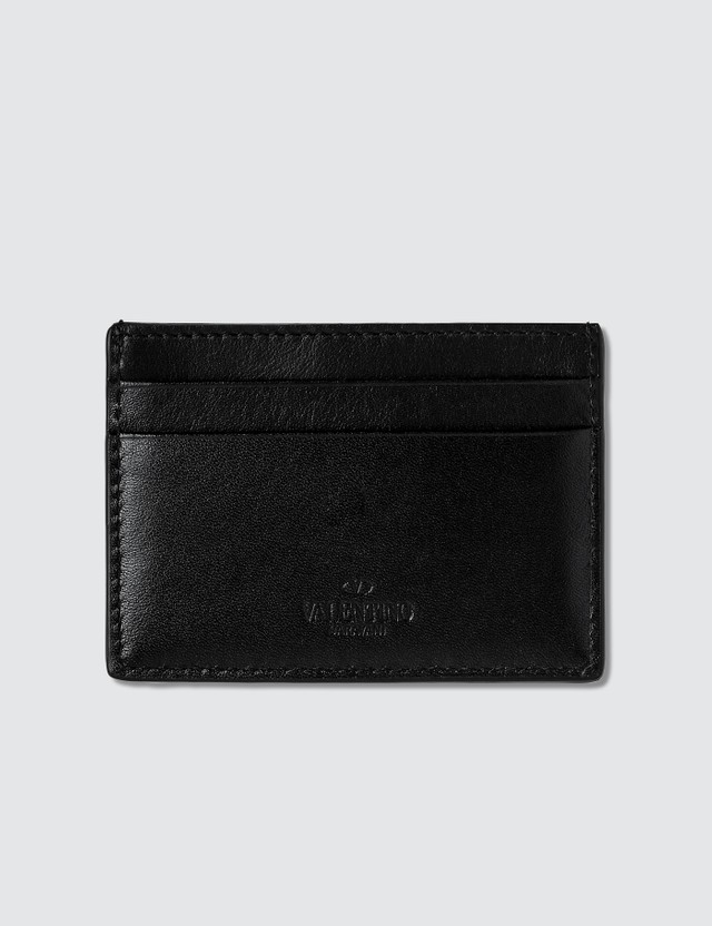 Valentino V Logo Card Holder
