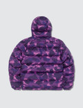 BAPE 1st Camo Jacket Purple