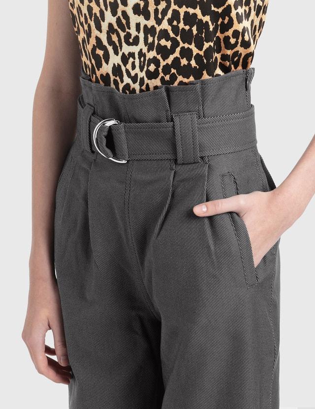 Ganni Chino Belt Pants