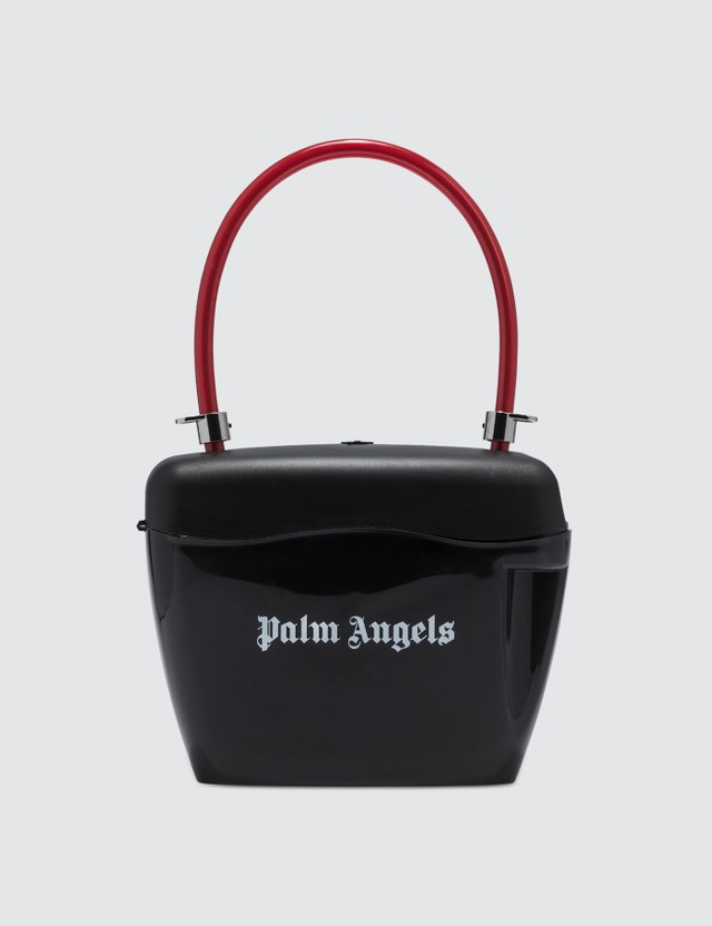 Palm Angels Strap Padlock Bag