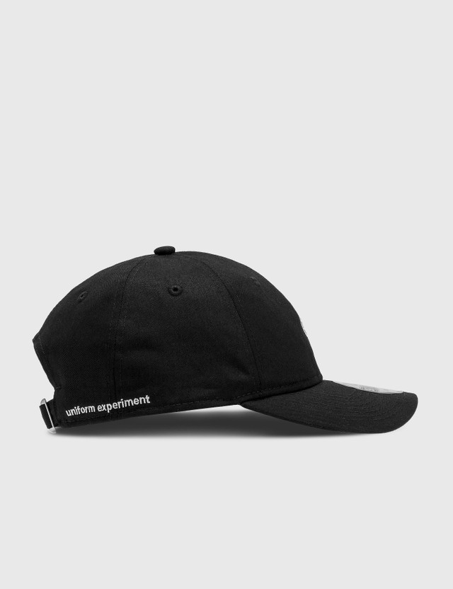 uniform experiment New Era X Uniform Experiment Logo 9Twenty Cap Black Men