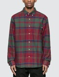 Stussy Classic Oxford Long Sleeve Shirt Picture