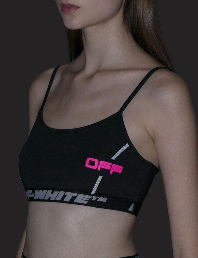 Off-White Active Training Sports Bra