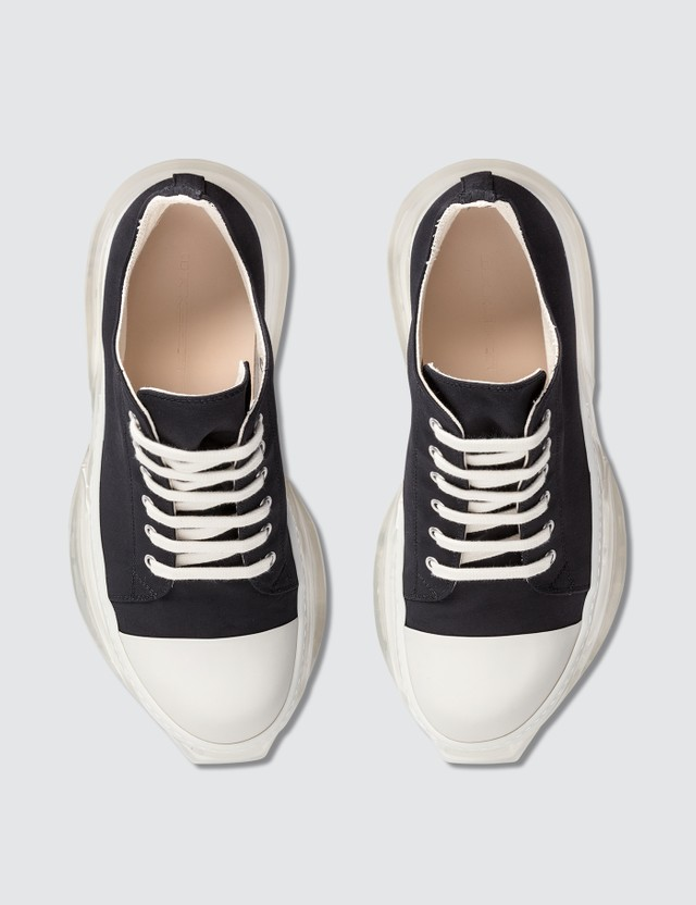 Rick Owens Drkshdw Abstract Sneaker