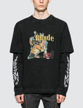 Rhude Coyote L/S T-Shirt Picture