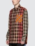 Burberry Multicolor Check Shirt