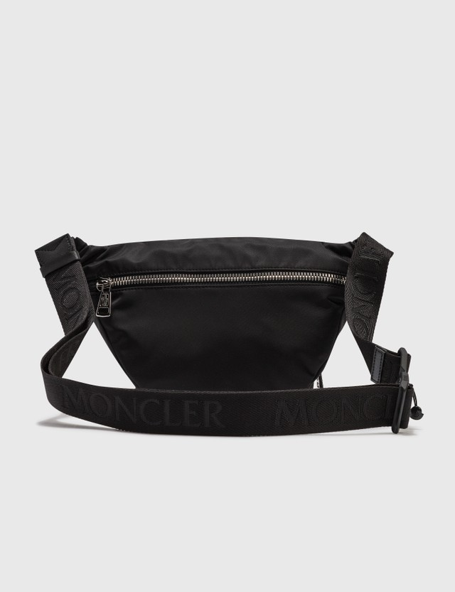 Moncler Durance Belt Bag Black Men