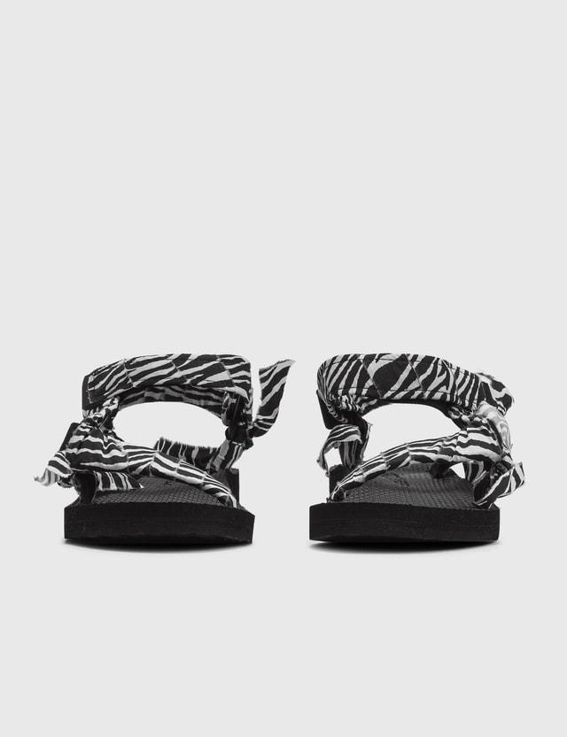 Arizona Love Trekky Zebra Print Sandal Zebra Print Women