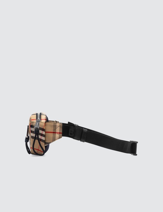 Burberry Small Vintage Check Cannon Bum Bag
