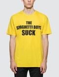 Spaghetti Boys Suck T-Shirt Picutre