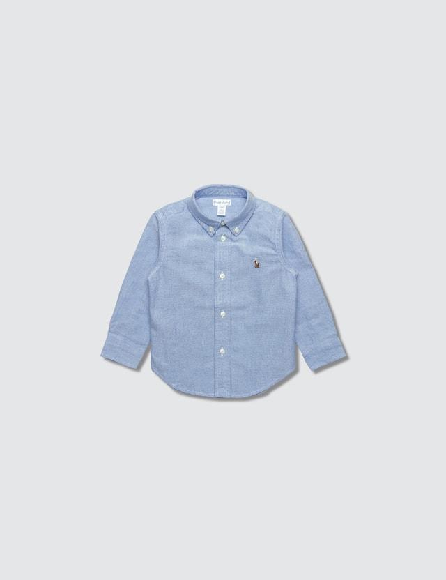 Polo Ralph Lauren L/S Button Down Oxford Shirt