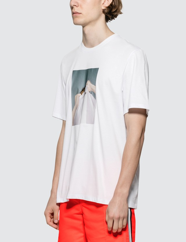 MSGM Photoprint S/S T-Shirt