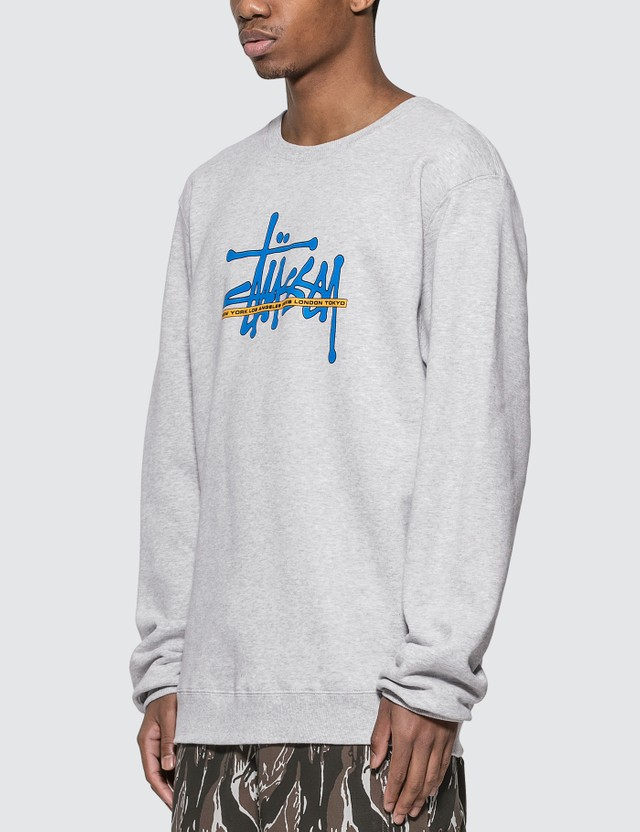 Stussy International Crew Sweatshirt