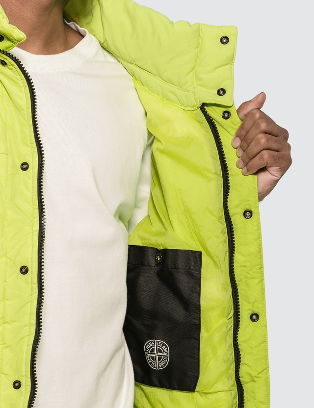 Stone Island Crinkle Reps NY Down Jacket