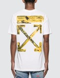 Off-White Acrylic Arrows Slim T-Shirt Picture