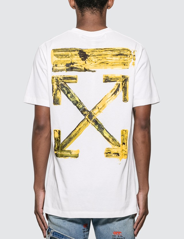 Off-White Acrylic Arrows Slim T-Shirt