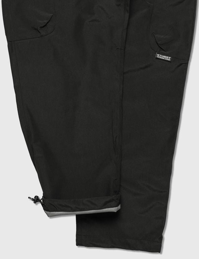 Stussy Solid Taped Seam Cargo Pants Black Men