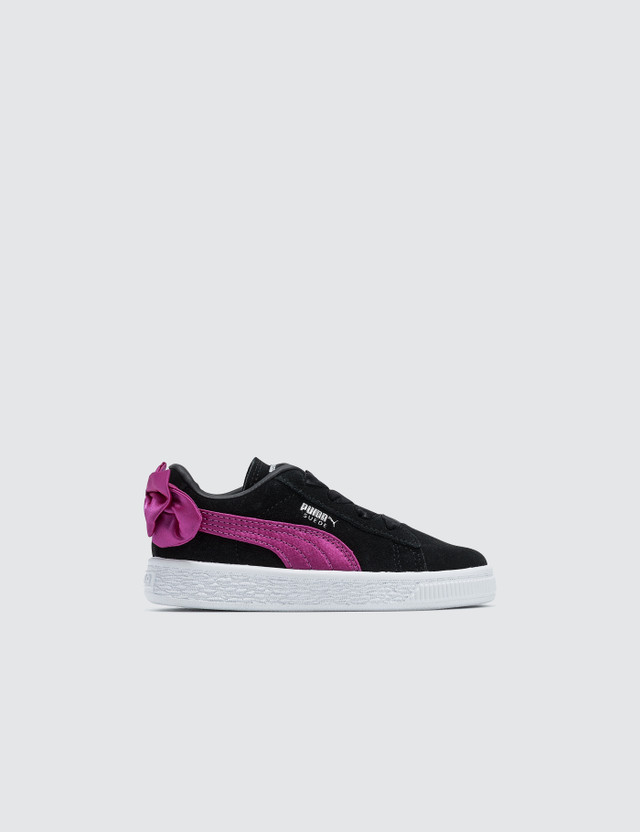 Puma Suede Bow AC Infant