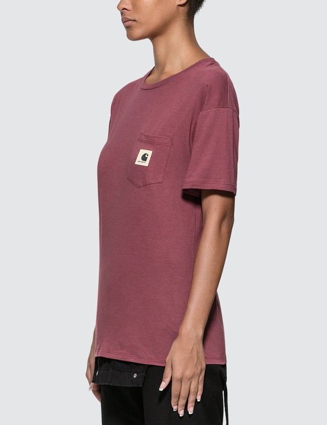 Carhartt Work In Progress Carrie Pocket T-shirt