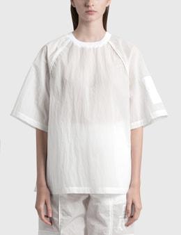 Emporio Armani GREENLON® Nylon T-shirt