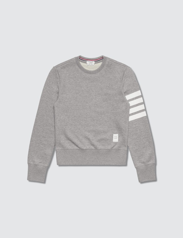 Thom Browne 100% Cotton Children Sweatshirt
