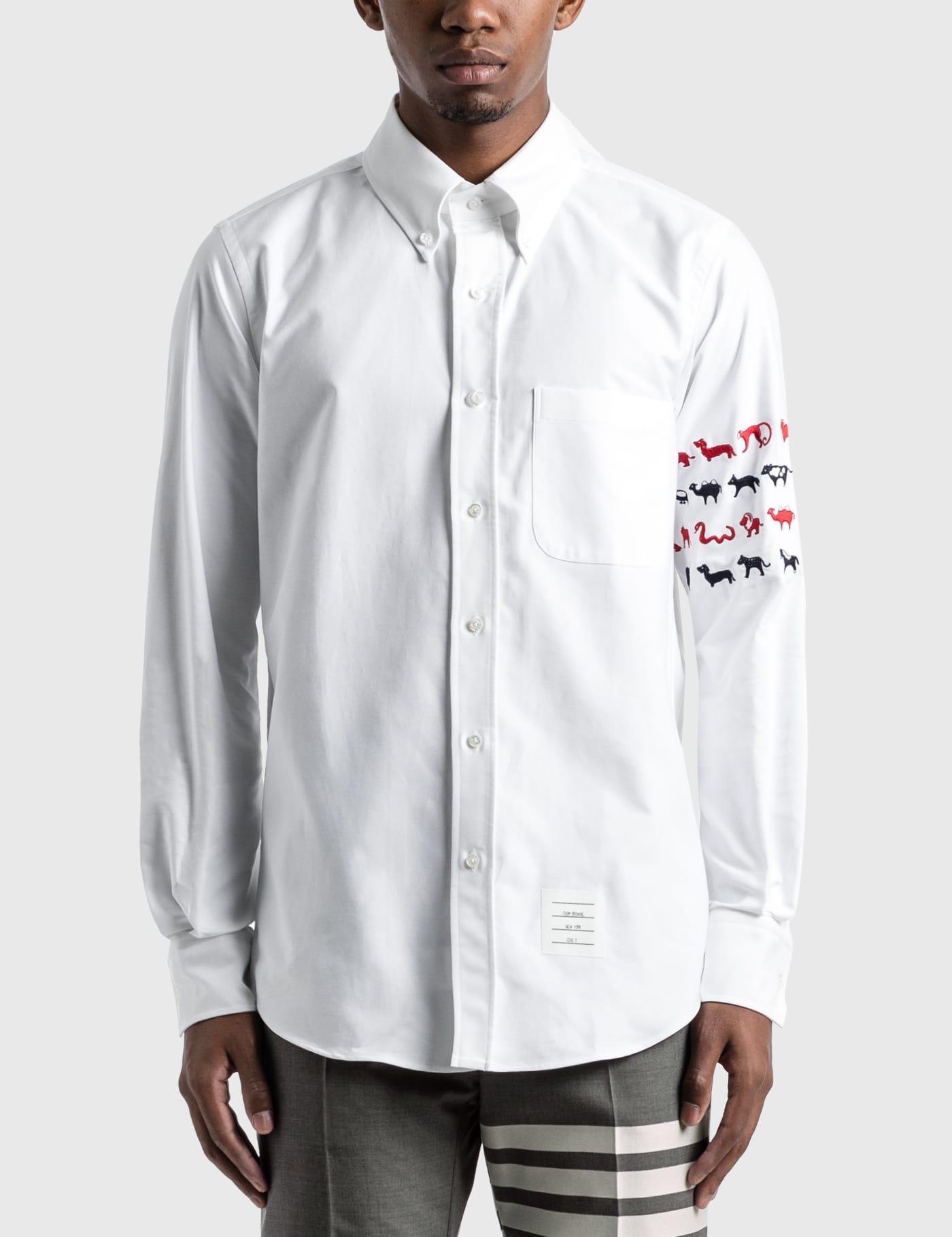 Animal Icon 4-Bar Shirt