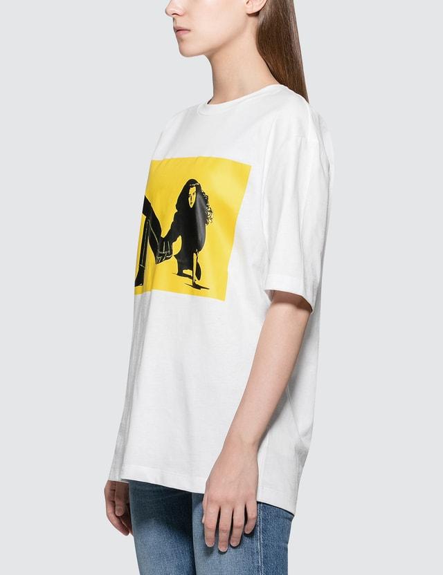 CALVIN KLEIN JEANS EST.1978 Brooke Chest Logo Print Short Sleeve T-shirt