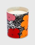 Ligne Blanche Andy Warhol Flowers Candle Picture