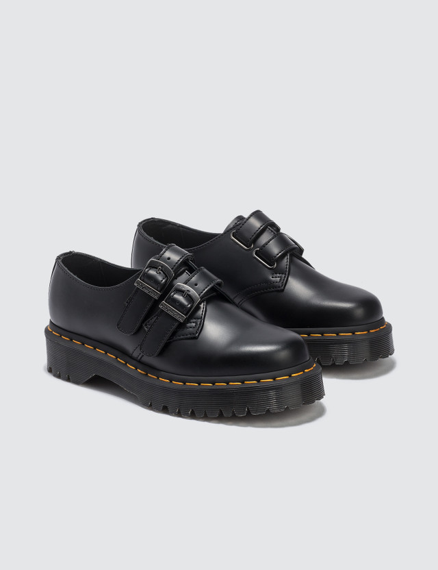 Dr. Martens 1461 Alt  Black Smooth