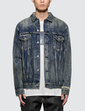 Denim By Vanquish & Fragment Remake 3rd Denim Jacket Picture
