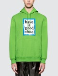 Have A Good Time Blue Frame Pullover Hoodie Picutre