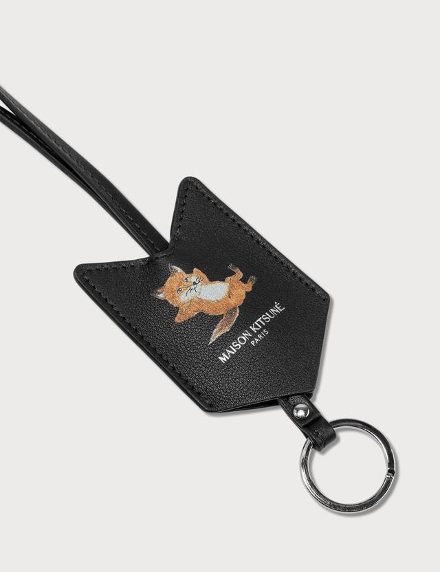 Maison Kitsune Chillax Fox Key Holder