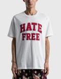 Pleasures Hate Free T-shirt White Men