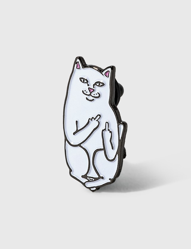RIPNDIP Lord Nermal Pin White Men