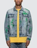 GEO Custom Denim Jacket Picture