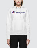 Champion Reverse Weave Hooded Sweatshirt Picture